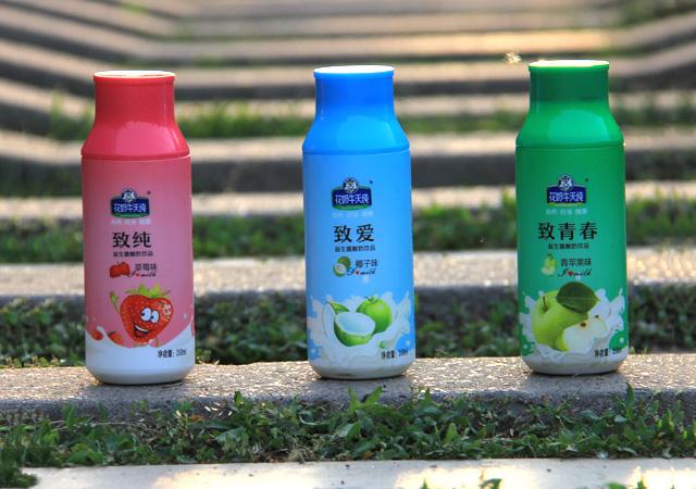 营养早餐奶,从一杯花奶牛健康酸奶开始