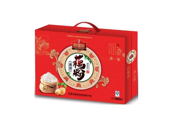 欣莲欣系列藕粉来自中国荷藕之乡,具有浓郁的地方特色!