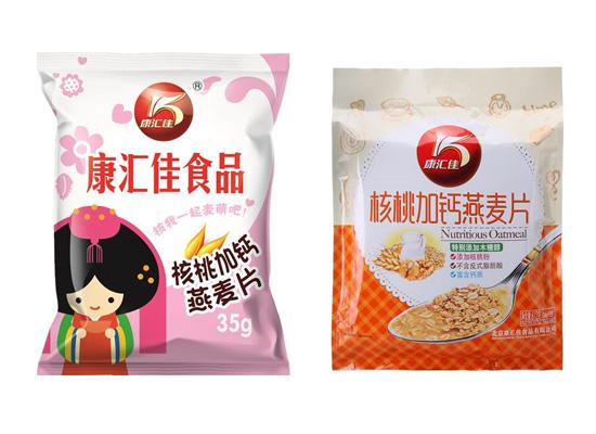 宝宝辅食选燕麦,营养丰富好吸收!