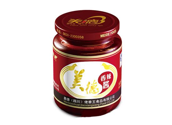 美味香辣酱挑战你的味蕾,美德香辣酱带你领略中华文化