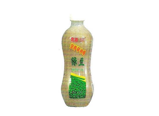 绿豆汁饮料做你夏天的降暑神器