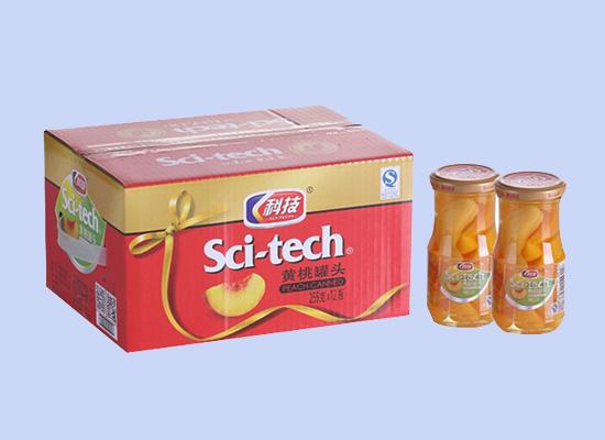 保留水果原有风味,打造惠民黄桃罐头品牌!