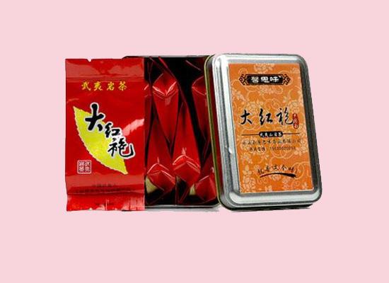 来自武夷山的乌龙茶,仔细品味会有别样的滋味!