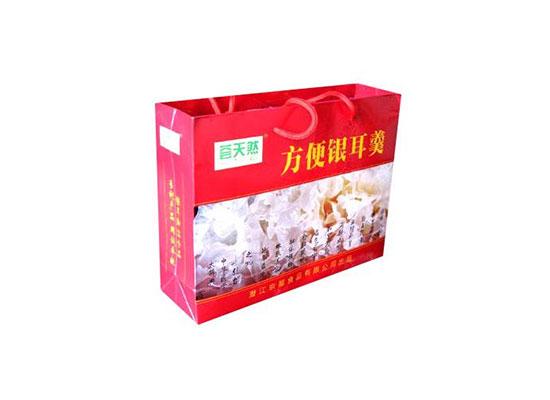 深耕银耳开发领域 制作中国味道的天然营养保健食品