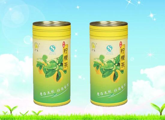 常喝柠檬茶瘦身又美容,柠檬的用处非常大!