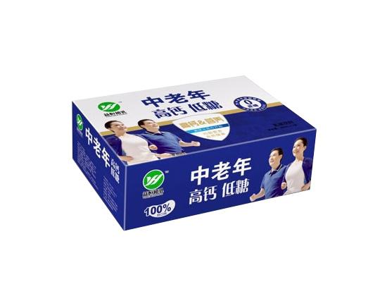 益初乳中老年高钙奶,专为中老年提供健康的牛奶