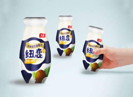 元迪乳业打造全新乳酸菌品牌,呵护你的肠胃健康