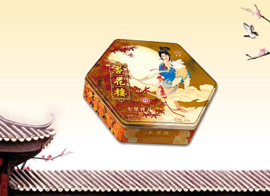 走进杏花楼历史,感受上海月饼独特之处!
