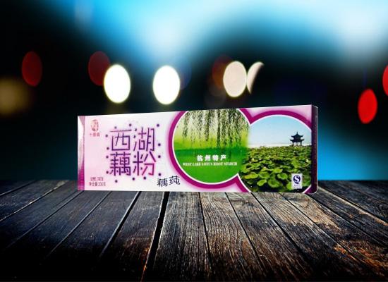 睿强食品秉承健康理念,生产绿色方便营养食品!