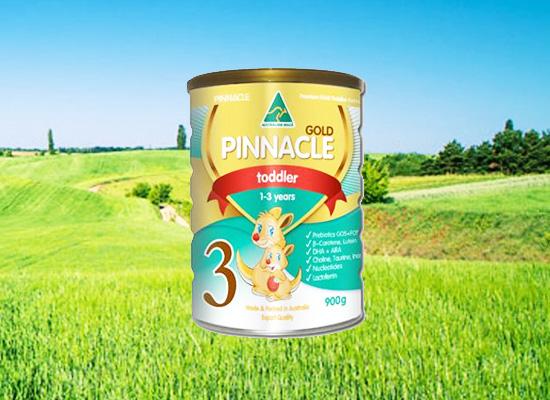 沛沛澳配方奶粉:一款为中国婴幼儿体质打造的奶粉