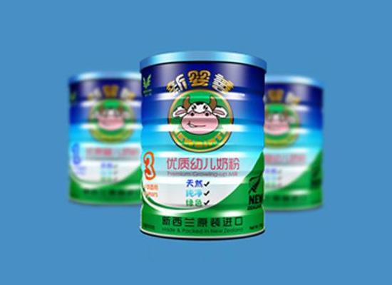 新婴善品牌根据婴儿不同体质生产适合的配方奶粉