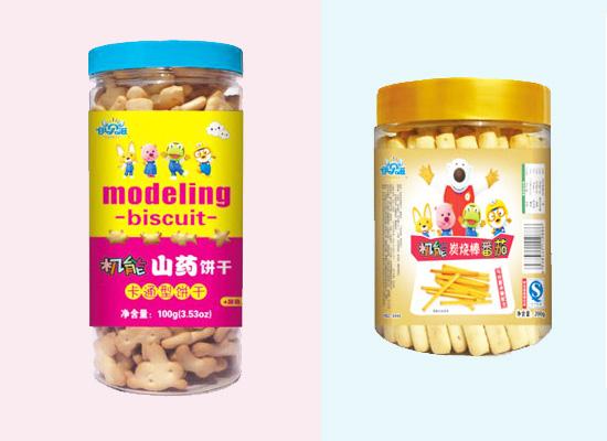婴幼儿添加辅食也要美味,伊贝滋专为儿童制作饼干!