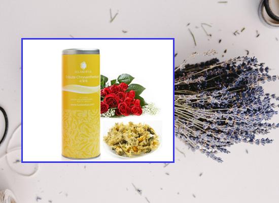 集花味和花香为一身的花茶,饮用后令人满口芳香!