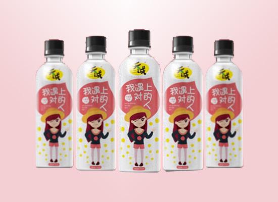产品品质促进企业发展,天诚食品打造清新果味饮料