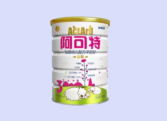 羊奶粉的营养逐渐被大家认可,儿童应该趁早补充这些营养!