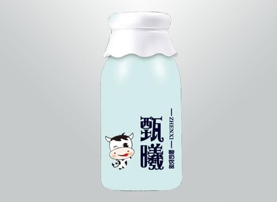 补乳钙从甄曦酸奶开始,做健康的领跑者
