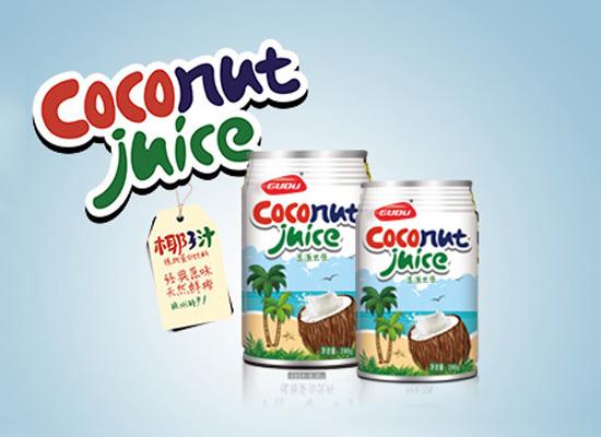 浩汇鑫打造全新椰汁品牌,带你体验海南风光