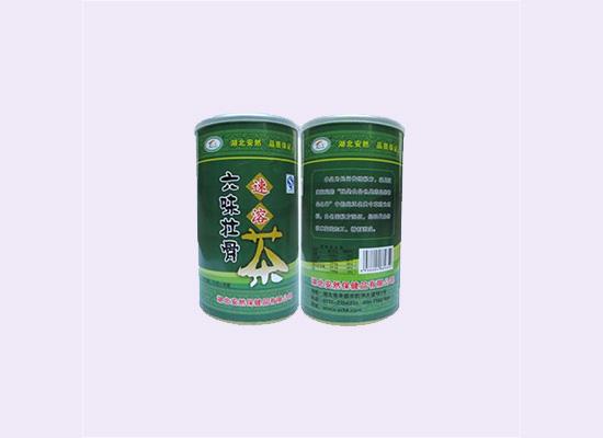 安然食品:做中国特色的保健茶,让消费者喝放心的茶饮!