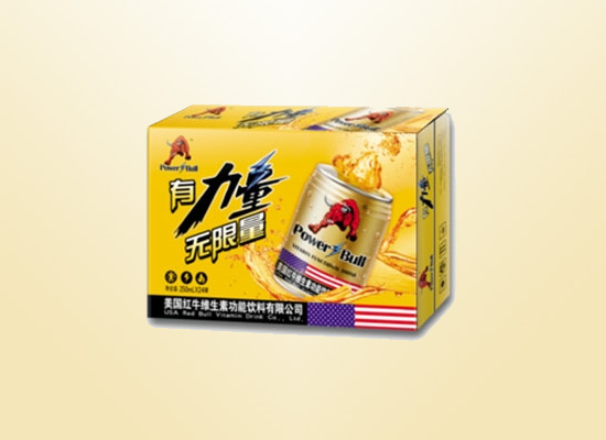 美国红牛维生素饮料:做力量的见证者