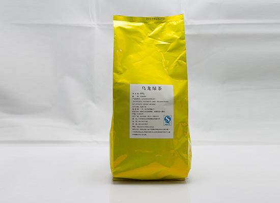 味宝乌龙绿茶的清爽味道,让你沉醉在茶汤的淡雅中!