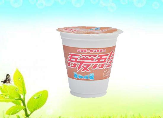 吾爱吾佳奶茶沙冰口感新颖,给你别样的感受体验!
