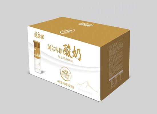 易乐高阿尔卑斯酸奶致力品质发展,布局百亿市场发展