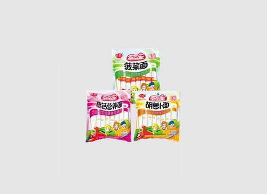 用质量稳定产品市场 造中国挂面行业一线品牌