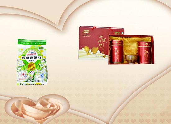 休闲食品绿色鹰嘴豆,带给你嘴巴上的大满足!