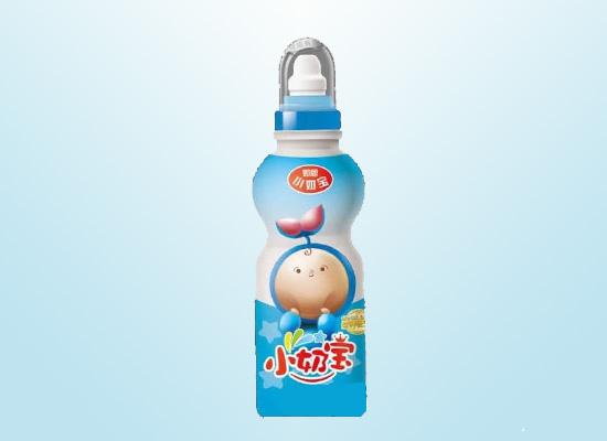 牌牌琦食品坚持品牌的力量,用品质打造儿童乳酸菌饮品