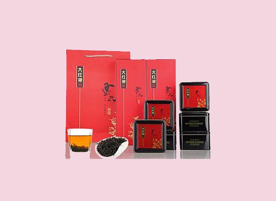 抵抗疲劳不如喝点大红袍,茶饮会更加健康!