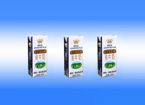 引进先进生产设备 打造优质乳品
