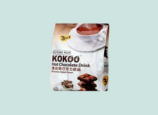 一杯热巧克力饮品,让你过上滋味生活!