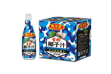 南方虎生榨椰子汁用品质征服消费者,倾力打造新鲜饮料