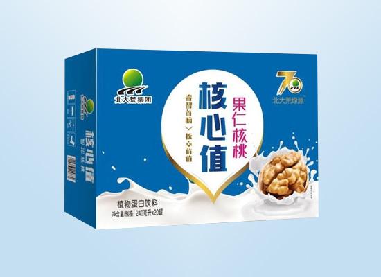 广吉饮品:以品质铸造品牌力量,坚果核桃让你拥有健康早餐