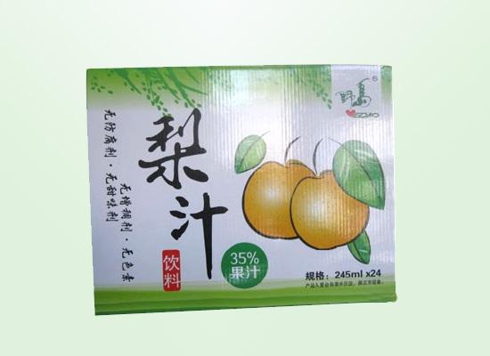 野岛梨汁:甜蜜与美味共存,新鲜梨汁解渴神器