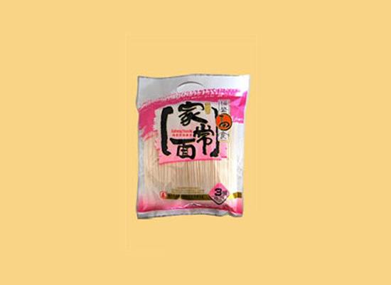 选用优质面粉原料 制作高品质面食