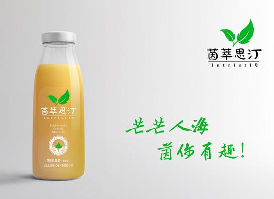 优雅的品牌故事缔造销量领先,用实力开拓果乳市场发展