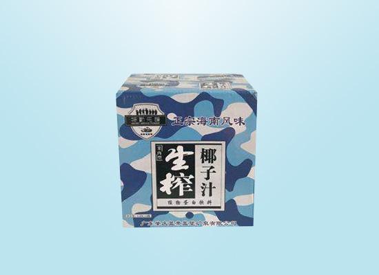 蓝悦食品:打造天然椰汁饮料,带你领略海南风光