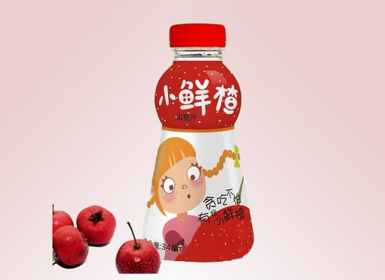 河南省小鲜楂饮品公司布局果汁饮料,打造全新山楂汁单品