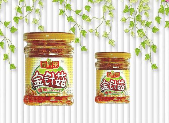 美居来食用菌菇罐头,让你体会菌菇的美味口感!