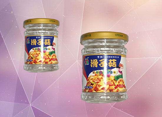 千川美味滑子菇罐头,入口滑润惹人喜欢!