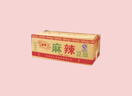 浪大爷五香豆豉:品质优良,工艺独特!