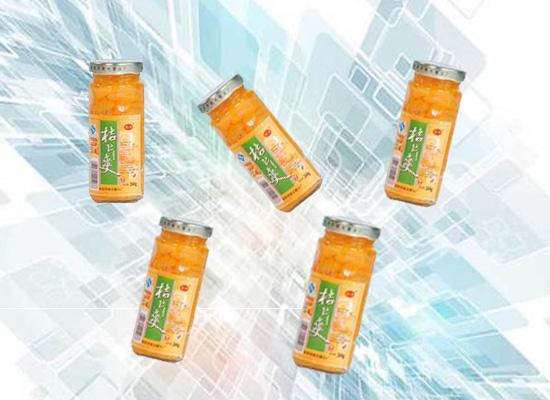 继光橘片爽罐头,打开罐头就能感受到橘子的魅力