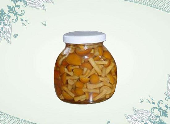 来自清水滑子菇罐头的美味,你的下饭菜好选择!