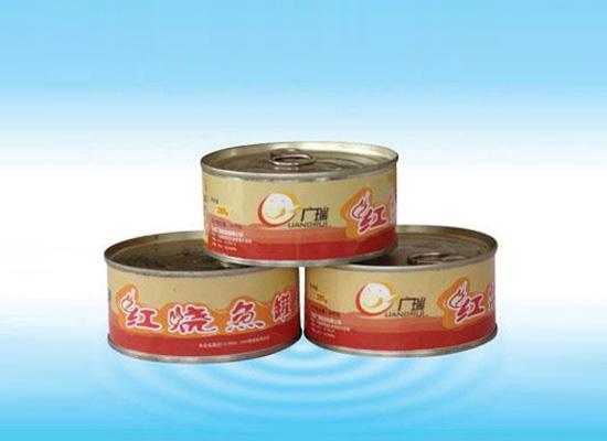 源自大海的营养,广瑞鱼罐头让你品尝海的味道!