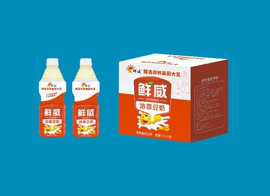 佛山市冰旅食品公司用品质缔造经典,打造全新营养豆奶饮品