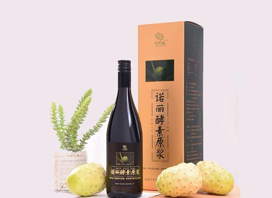 海南今禾生物工程公司大胆创新,打造新型酵素饮品