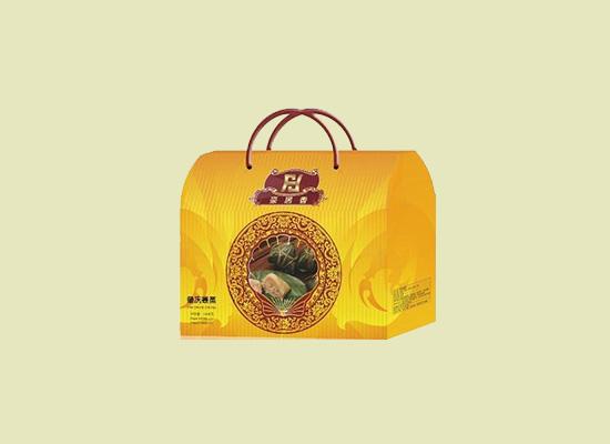 豪居香粽粽满堂让粽子的美味进入你的嘴中!