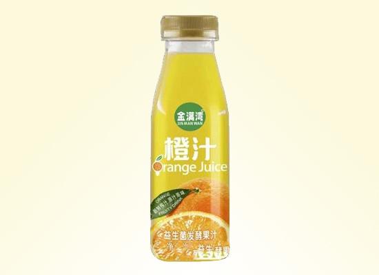 广东送福来食品公司用全新理念打造营养发酵果汁