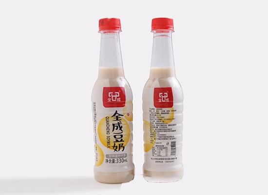 南宁悦棋豆豆食品公司以健康为前提,打造健康豆奶饮品